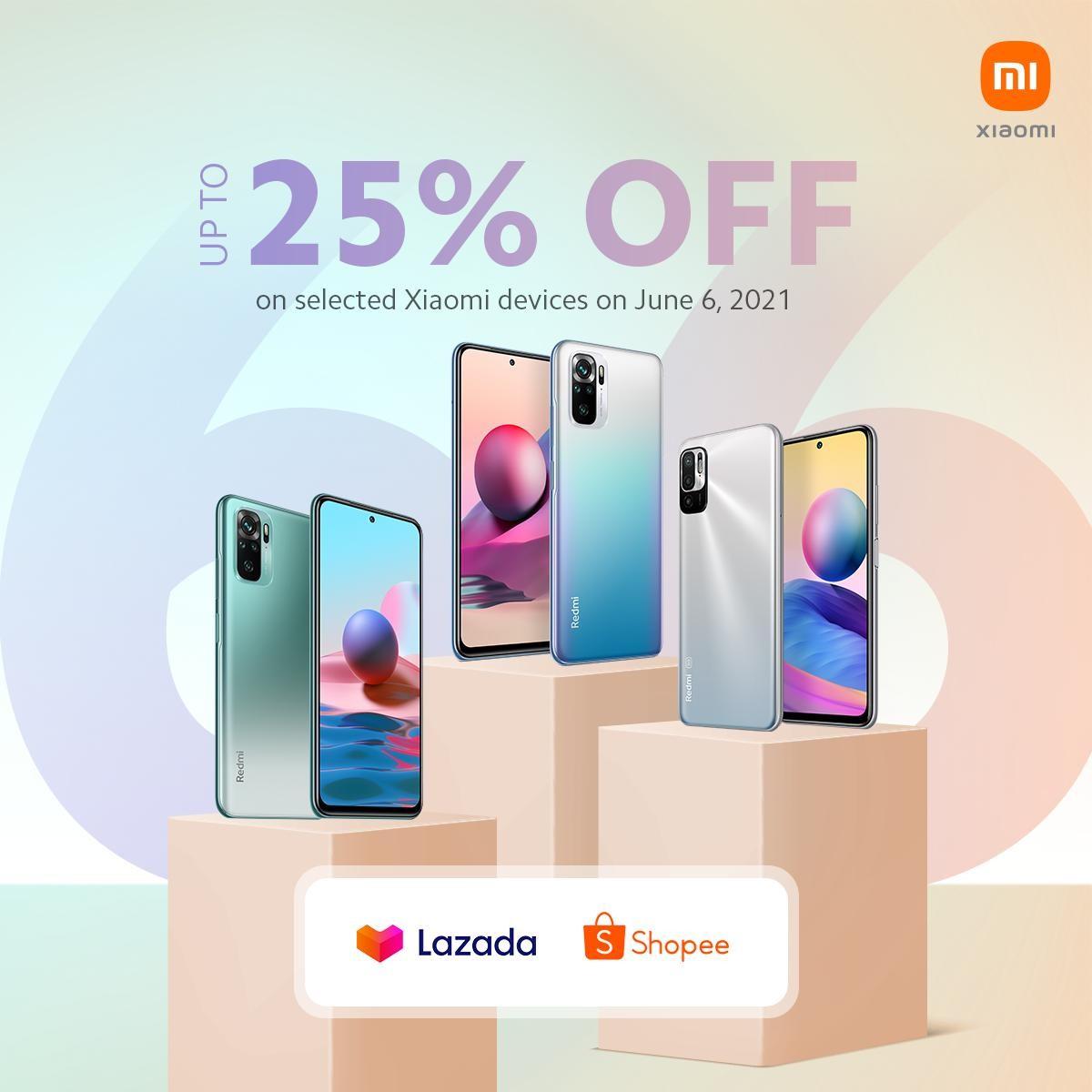 Xiaomi and POCO 6.6 Sale