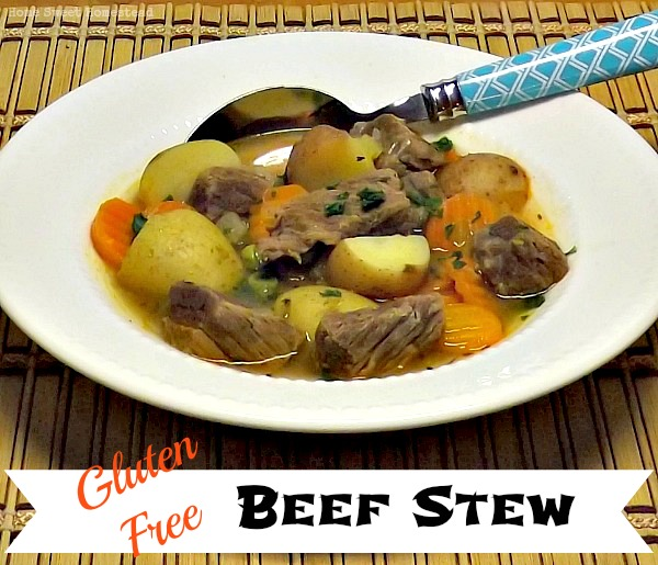 Hearty Crockpot Beef Stew