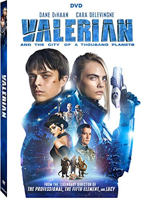 Valerian and the City of a Thousand Planets [2017] [DVD R2] [PAL] [Castellano] [DVD9]