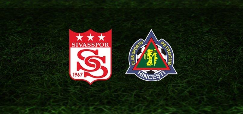 29 Temmuz 2021 Perşembe Sivasspor - Petrocub UEFA Avrupa Ligi Maçı TRT Spor Canlı maç izle - Justin tv izle - Taraftarium24 izle - Jestyayın izle