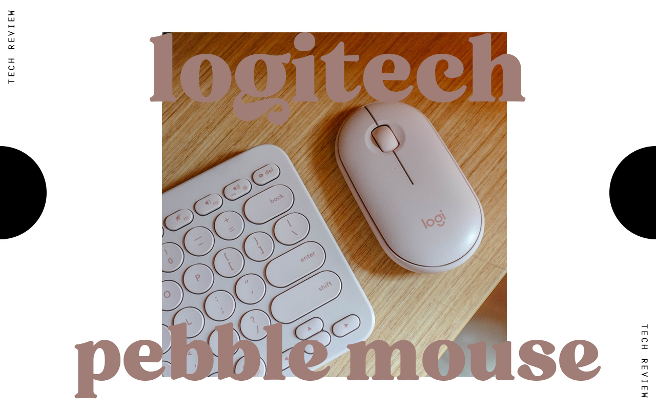 logitech pebble mouse m350 review