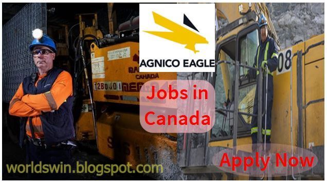 Canada Job opportunities by AGINCO
