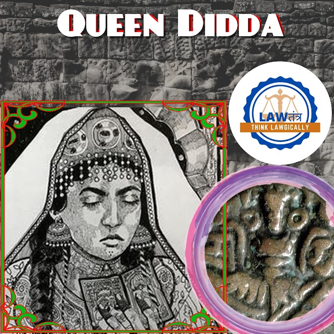 The Greatest Story Ever Told- Who Was Queen Didda? 2021 Connection