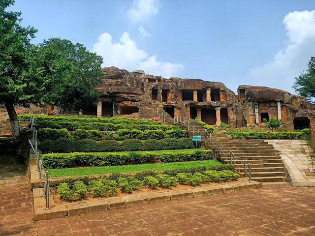 Khandagiri Cave on World Tourism Day