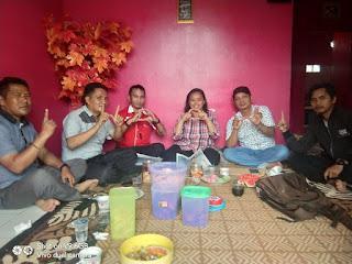 Pererat Silaturahmi IWO Sukabumi adakan Rapat pembahasan Program kerja