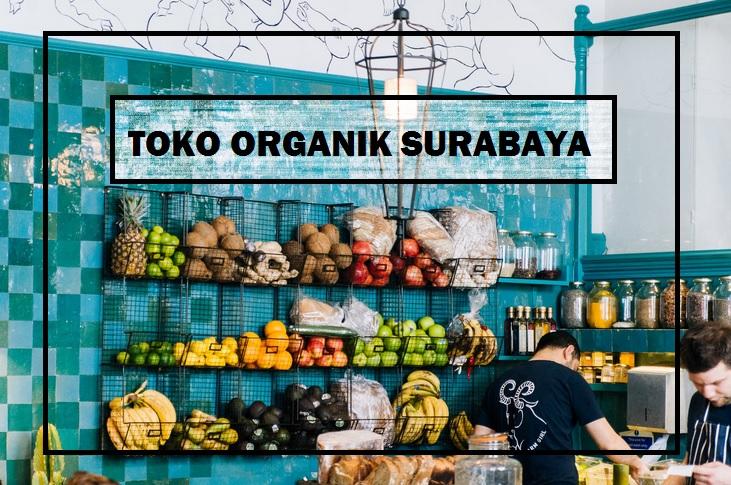 organic store Surabaya