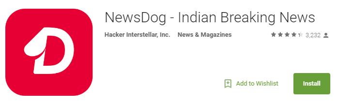 Image result for newsdog