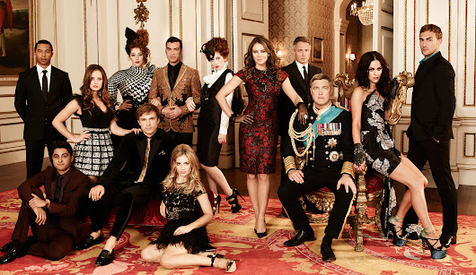 Serienobsession: The Royals