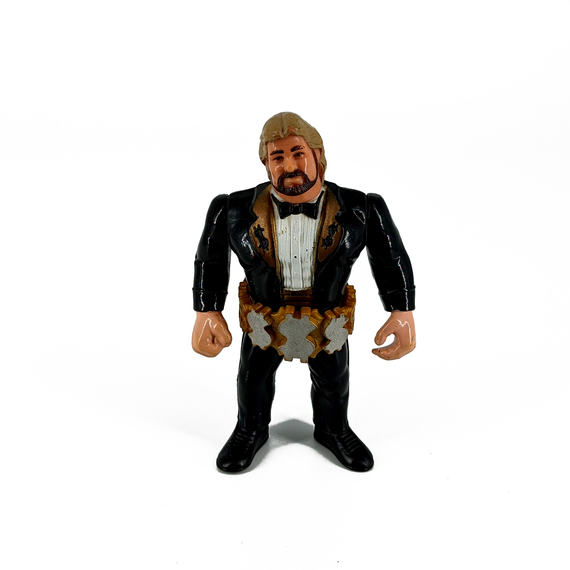 Figuras Pressing Catch WWF Ted Dibiase