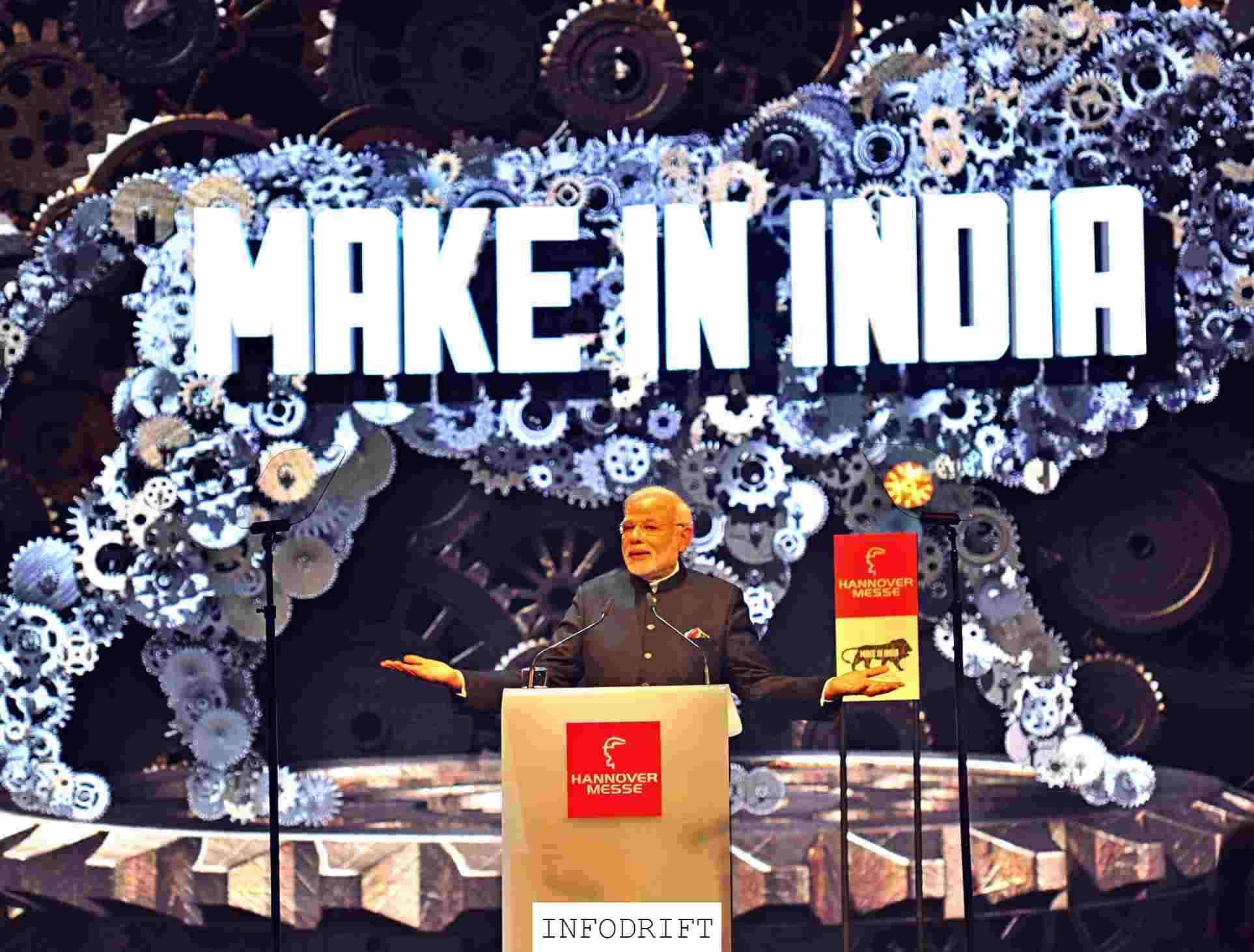 Modi - make in India