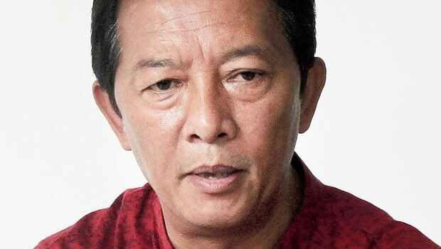 Binay Tamang, the president of the Gorkha Janmukti Morcha