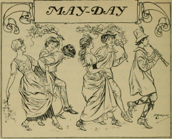 May Day: Genealogy and Ancestor Customs and Traditions