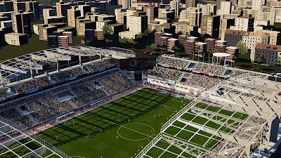 PES 2021 Stadium A. Le Coq Arena