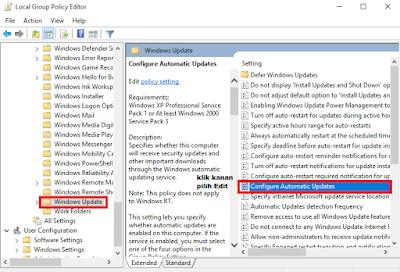 Cara Mematikan Update Otomatis Windows 10 Pasti Berhasil
