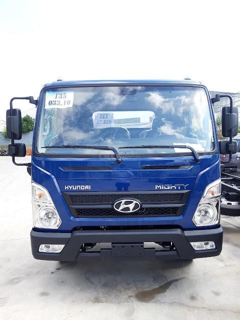 Ngoại hình Hyundai EX8L bản đủ