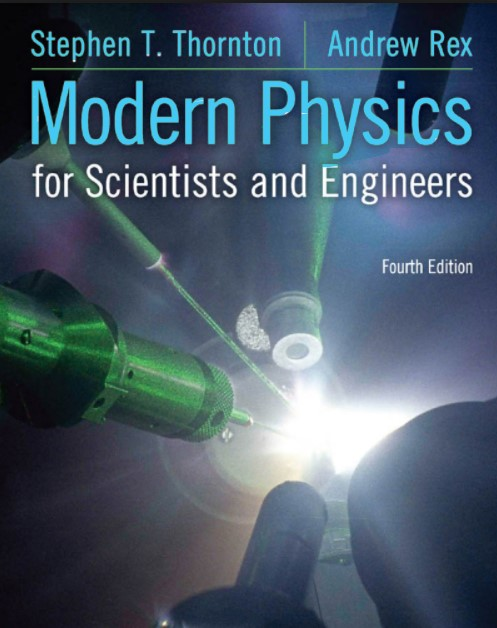 Modern Physics For Scientists and Engineers Fourth Edition in pdf