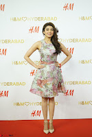 Pranitha Subash in lovely Flower Print Sleeveless Short dress ~  Exclusive 008.JPG