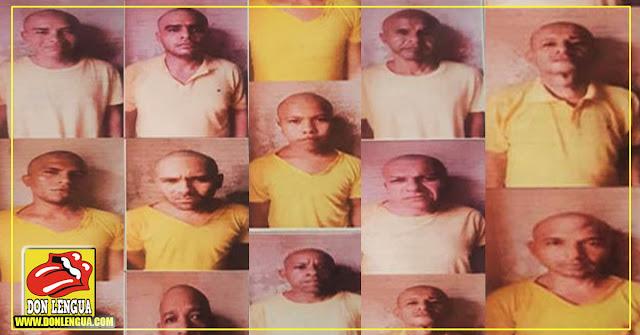 11 presos de alta peligrosidad se fugaron de la cárcel en Falcón