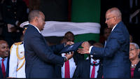 uhuru cbk - It is over for RUTO and those hiding looted money in their houses as UHURU does it again! See what he did? CBK Governor PATRICK NJOROGE in the mix