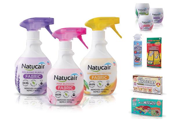 Earth Home Pengeluar Racun Serangga No 1 Di Jepun Perkenal 6 Produk Baru Di Malaysia