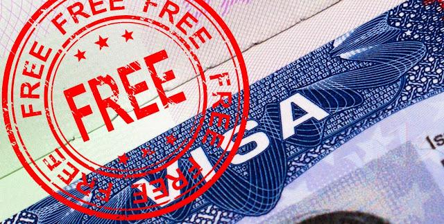 Kumpulan Negara Bebas Visa