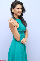 Priya Singh in a sleeveless Green Gown at Manasainodu music launch 011.08.2017 ~ Exclusive Celebrity Galleries 050.JPG