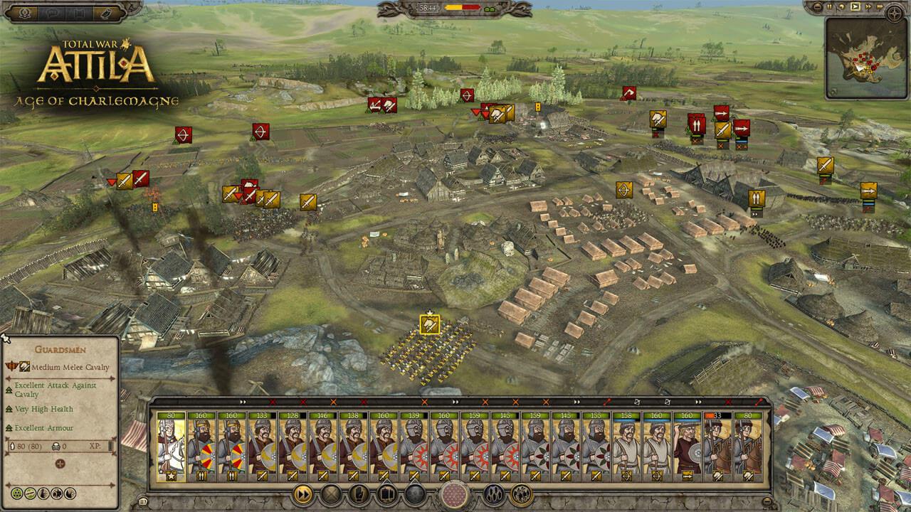 تحميل لعبة rome total war 2 مجانا