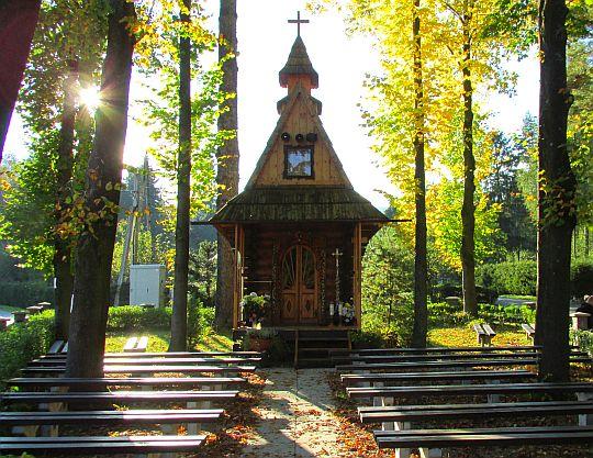 Kaplica Matki Bożej Sidzińskiej.