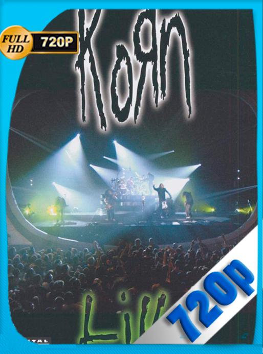 Korn Live At Hammerstein (2002) 720p Concierto [GoogleDrive] UnTalFather