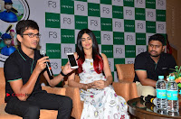 Bollywood Actress Adah Sharma Pos in White Printed Short Dress at OPPO F3 Plus Selfie Expert Mobile Launch .COM 0089.jpg