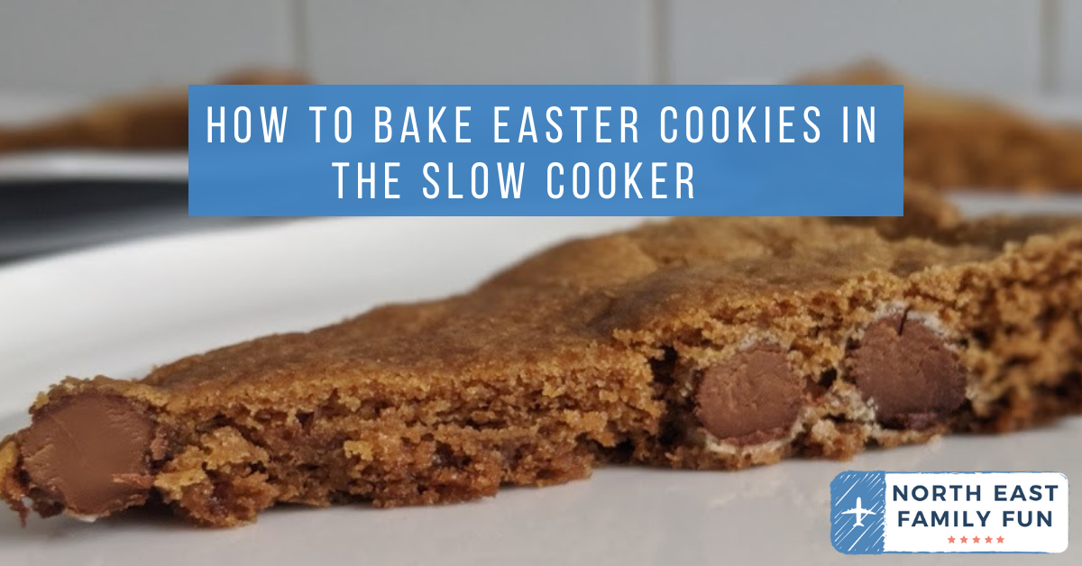 How to Bake Easter Cookies in the Slow Cooker