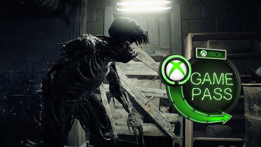 xbox game pass 2020 resident evil 7: biohazard capcom xb1