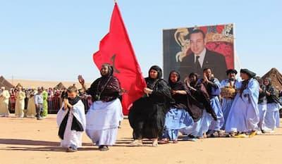 بالصورة العداء  العسكر الجزائري الجلي للمغرب: الحياد في أبهى صوره!!