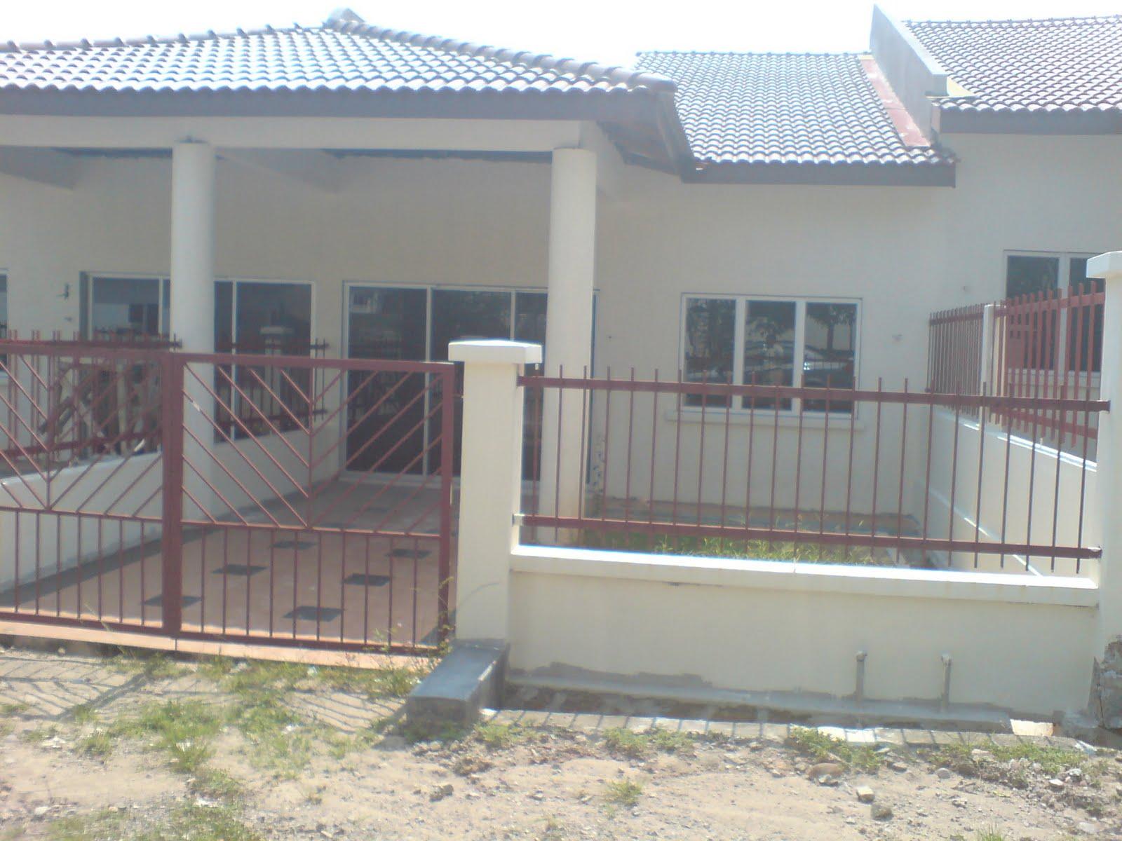 EilaRazi My Aim Kediaman Rumah Baru Kos Sederhana