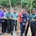 Dandim 0312/Padang Dampinggi Wasev Terkait Peyelenggaraan Binter Terpadu di Wilayah Binaannya