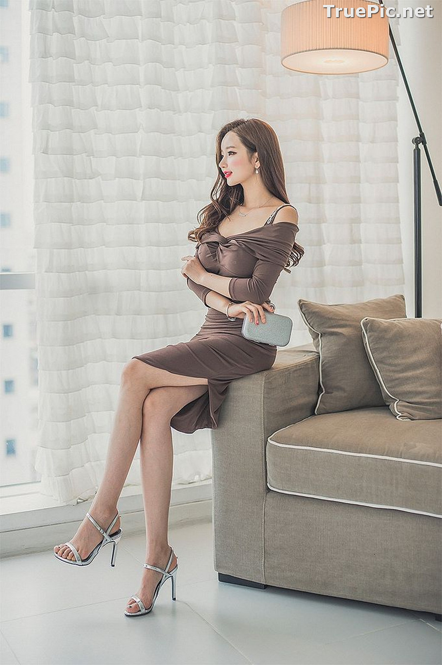 Image Lee Yeon Jeong – Indoor Photoshoot Collection – Korean fashion model – Part 18 - TruePic.net - Picture-7