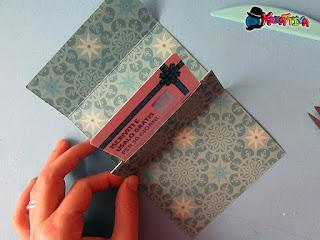 biglietto di auguri di natale con gif card