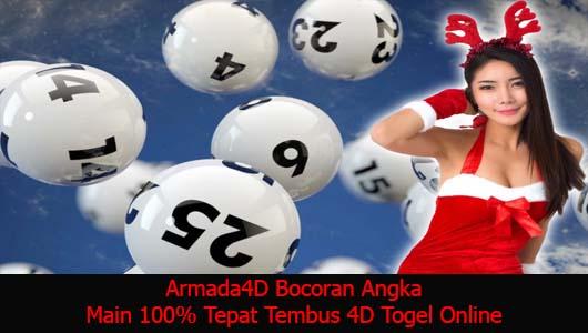 Armada4D Bocoran Angka Main 100% Tepat Tembus 4D Togel Online