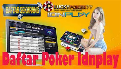 Daftar Poker Idnplay
