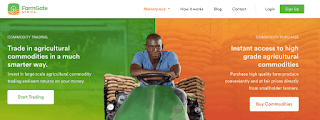 @Farmcrowdy Group Launches Farmgate Africa - An Agricultural Commodity Trading Platform