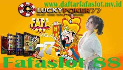 Fafaslot 88