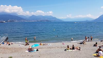Spiaggia di Stresa