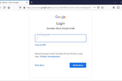 Membuat Kelas Belajar Online Gratis dengan Google Classroom