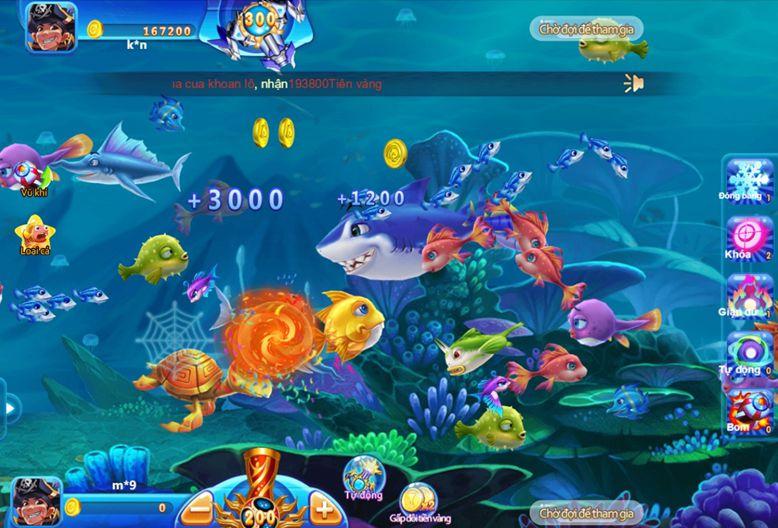 Hướng dẫn chơi Momo Fishing kiếm tiền dễ dàng tại W88 - w88hn.net