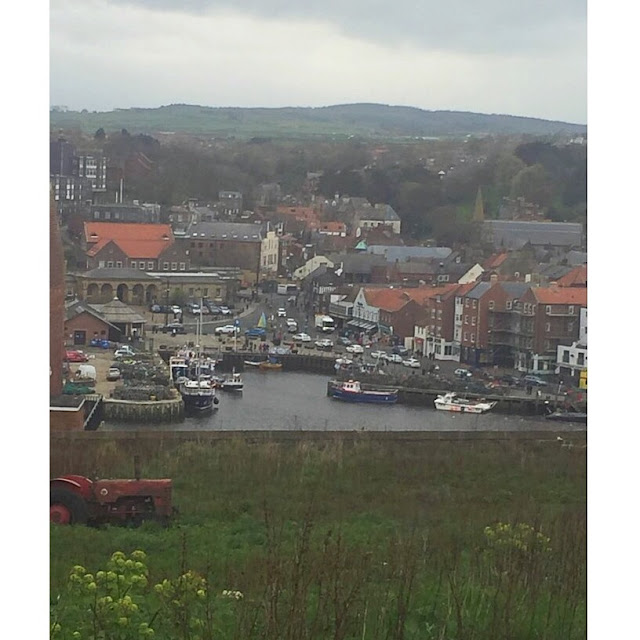 Favourite place in the North Whitby harbour