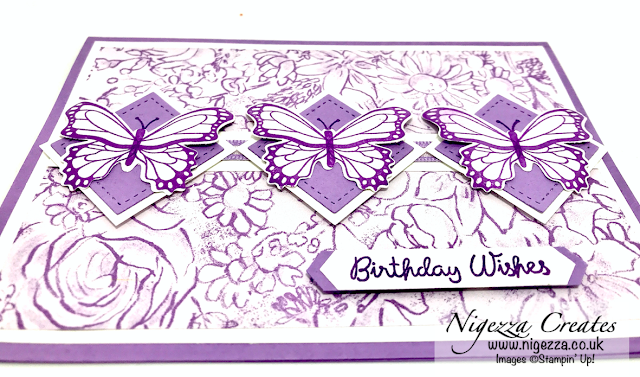 Nigezza Creates with Stampin' Up! & Butterfly Gala