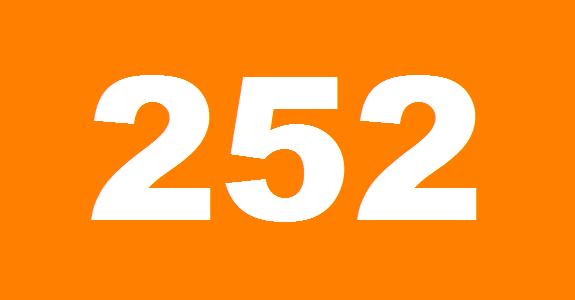 252 Binalar Hesabı