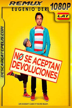 No se aceptan devoluciones (2013) 1080p BDRemux Latino