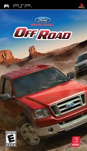 Ford Racing: Off Road cover