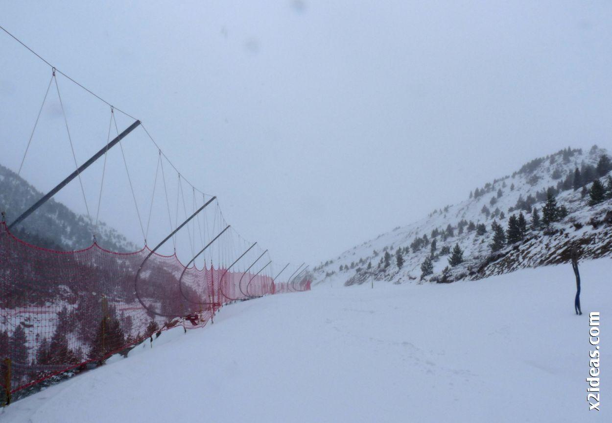P1450808 - Y sigue nevando en Cerler.